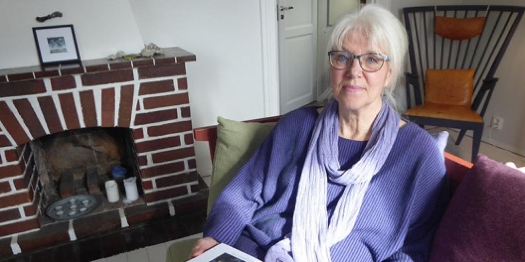 Rigmor Celander, Ulla Molin-stipendiat 2019.