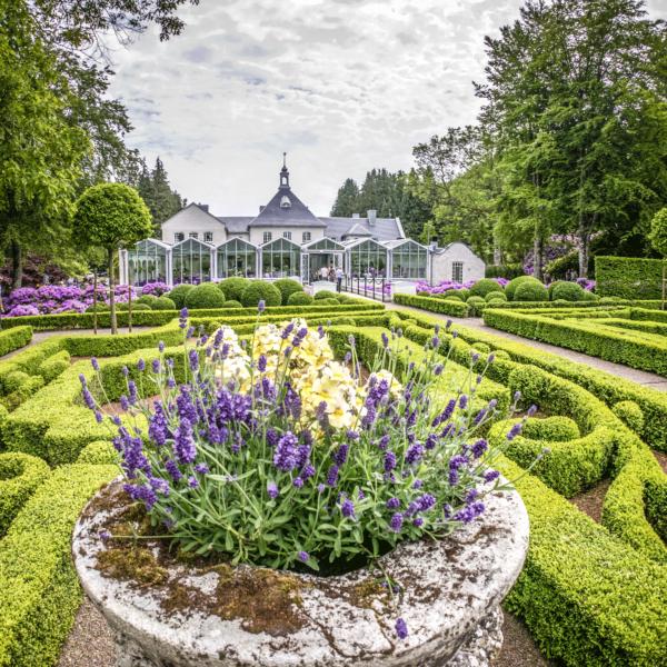 Norrvikens trädgårdar i Båstad är en av 35 medlemsanläggningar i Swedish Gardens.